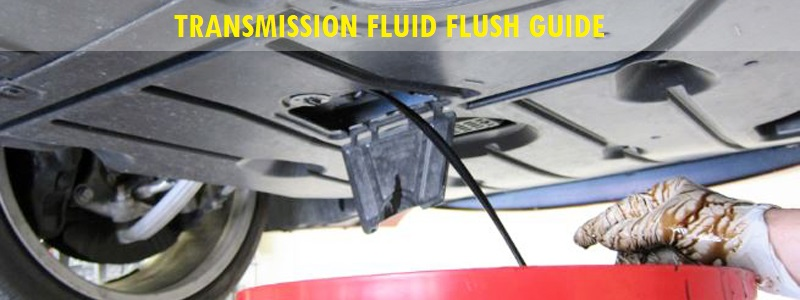 Transmission Fluid Flush : How to Change Transmission Fluids