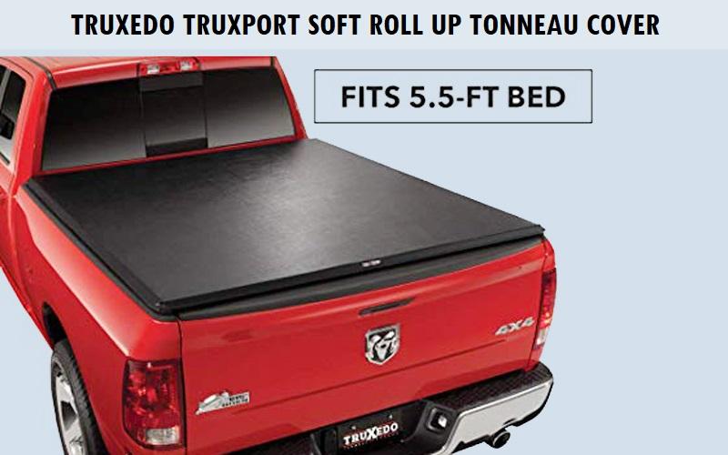 TruXedo TruXport Soft Roll up Tonneau Cover Review