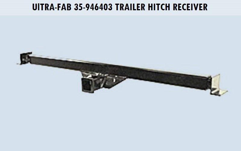 Ultra-Fab 35-946403 Trailer Hitch Receiver Review