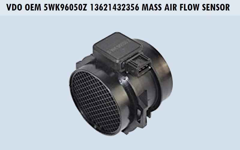 VDO OEM 5WK96050Z 13621432356 Mass Air Flow Sensor Review