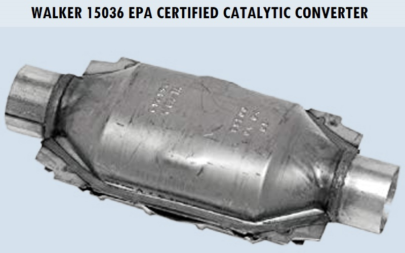 Walker 15036 EPA Certified Catalytic Converter Review