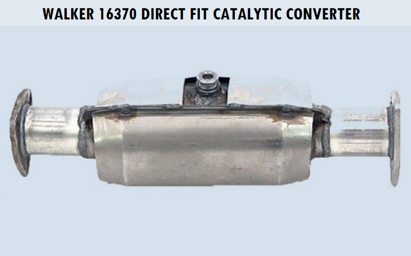 Walker 16370 Direct Fit Catalytic Converter Review