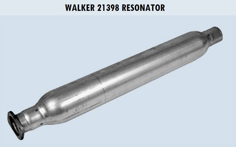 Walker 21398 Resonator Review