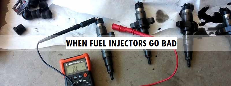 What Happens When Fuel Injectors Go Bad – Causes, Effect