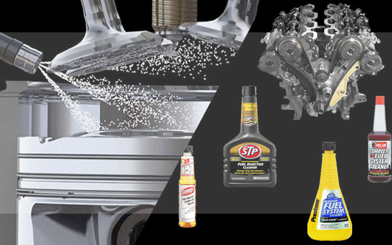 using fuel injector cleaners