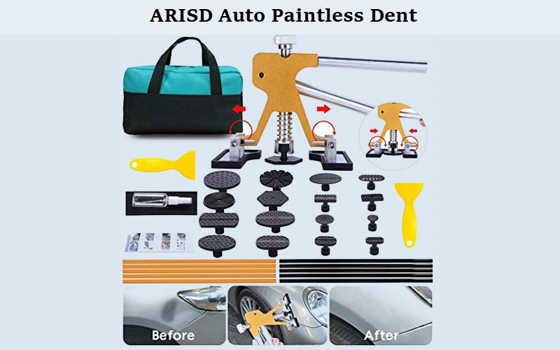 ARISD-Auto-Paintless-Dent-Review