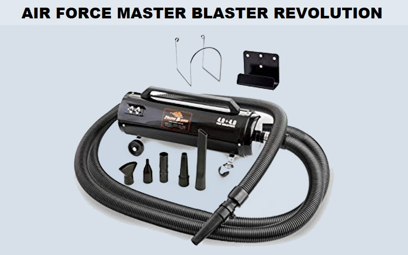 Air Force Master Blaster Revolution Review