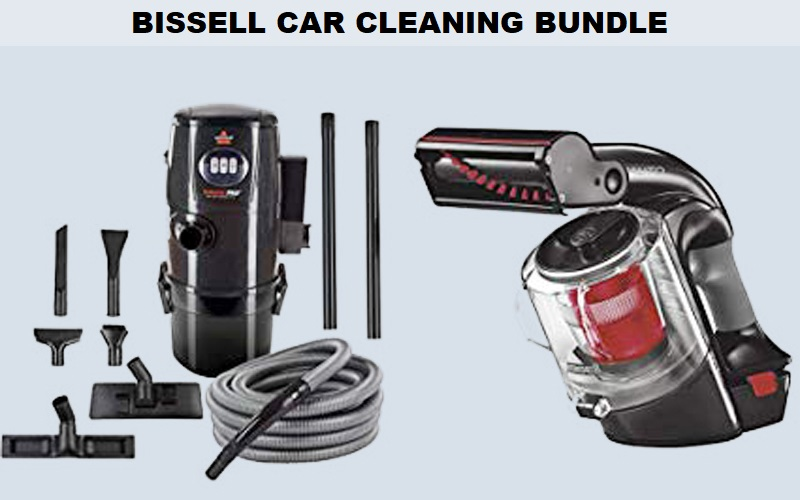 BISSELL Car Cleaning Bundle Review