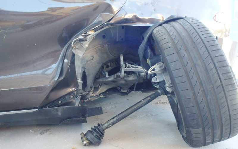 Broken struts