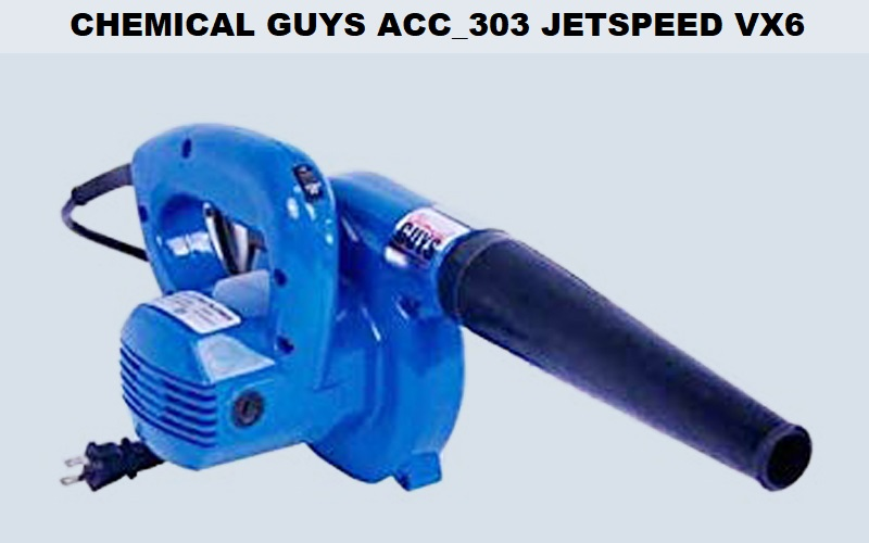 Chemical Guys Acc_303 JetSpeed VX6 Review