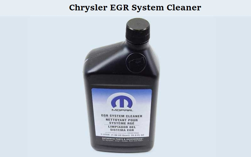 Chrysler-EGR-System-Cleaner-Review