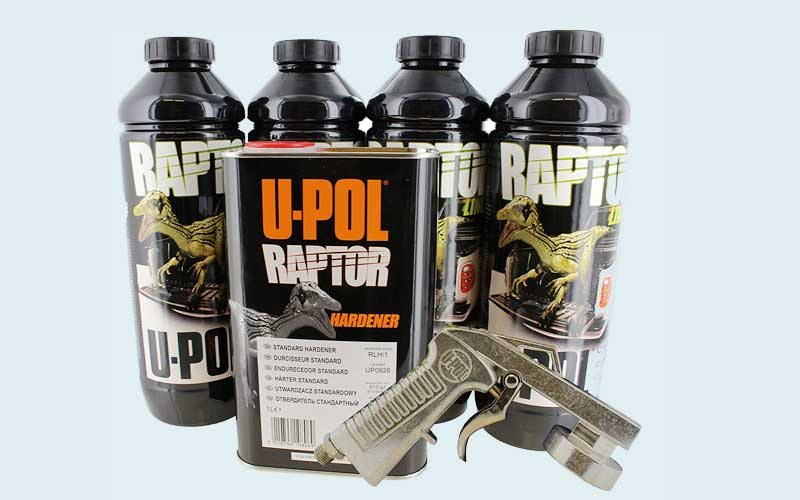 U POL Tintable Coating Review