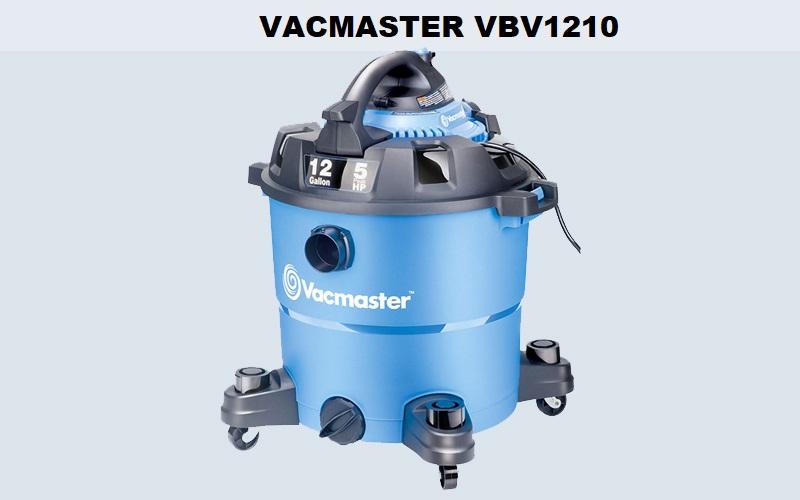 Vacmaster VBV1210 Review