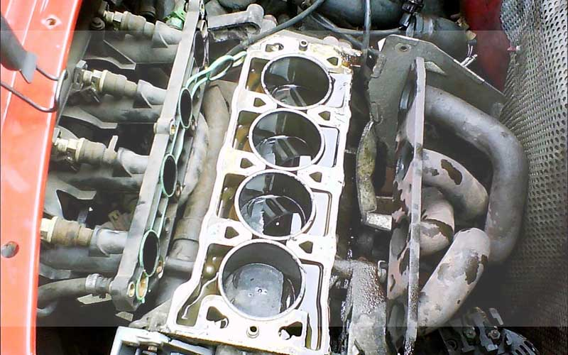 fixing the head gasket