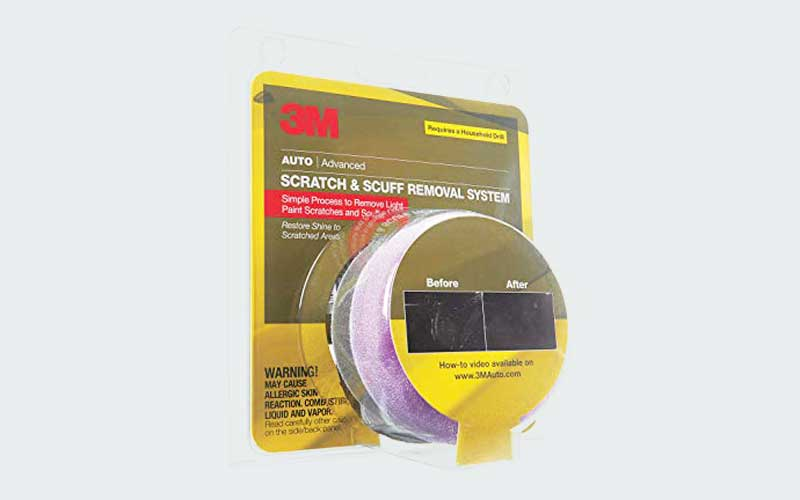 3M 39071 Scratch Remover Review