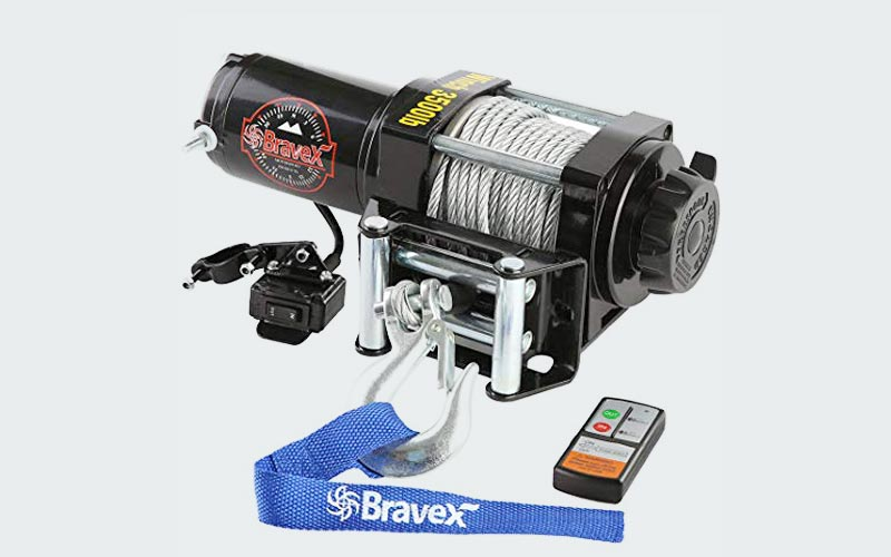Bravex Electric Winch Review