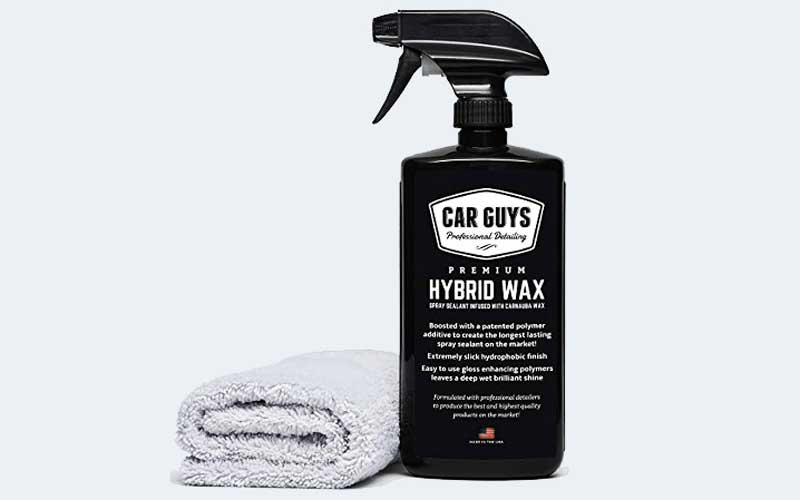 CarGuys Hybrid Wax Sealant Review