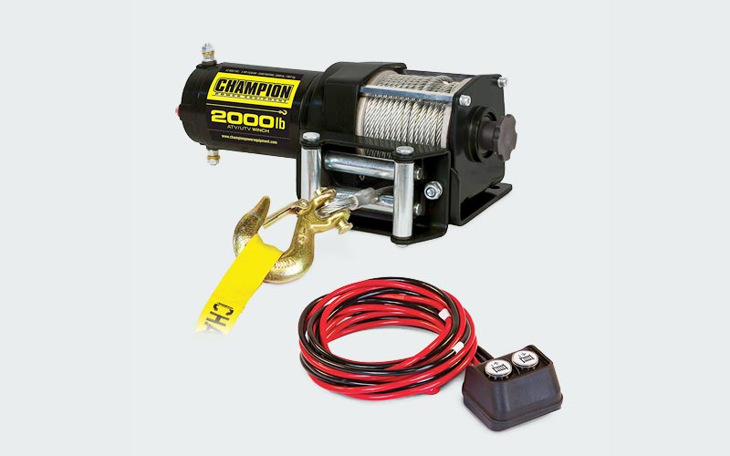Champion Power Equipment 13004 Review