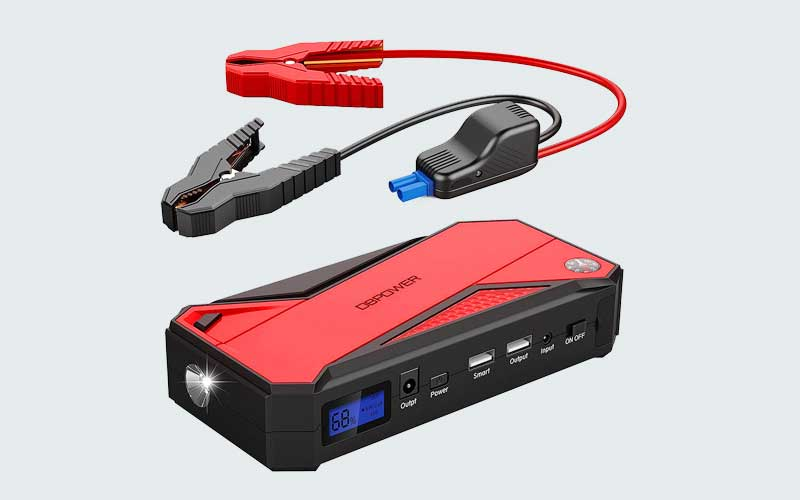DBPOWER Car Jump Starter Review