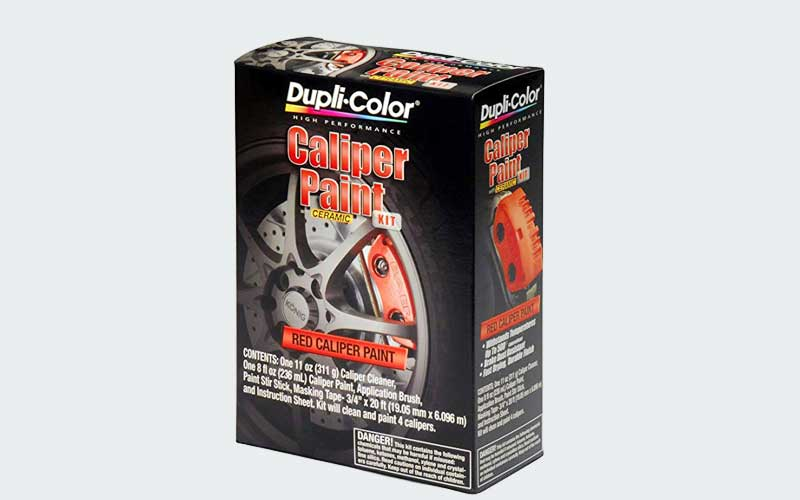 Dupli-Color BCP400 Brake Caliper Kit Review