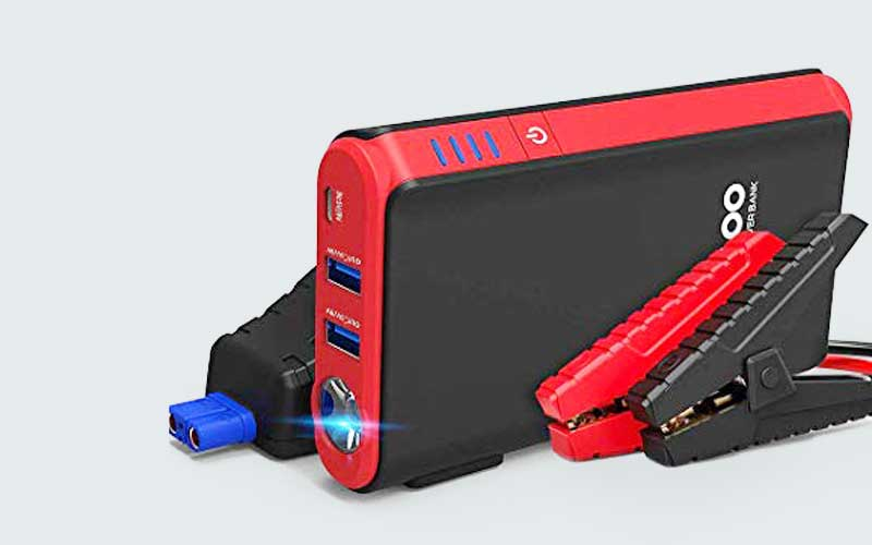 GOOLOO Car Jump Starter Review