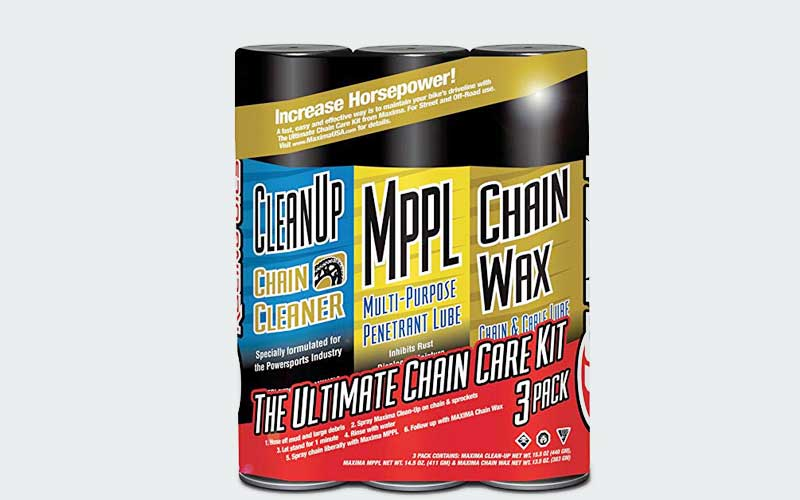 Maxima 70-749203-3PK Chain Review