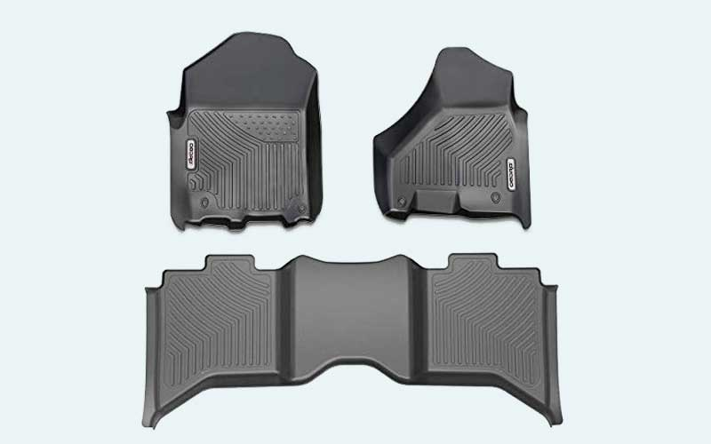 ODERO Floor Mats Review