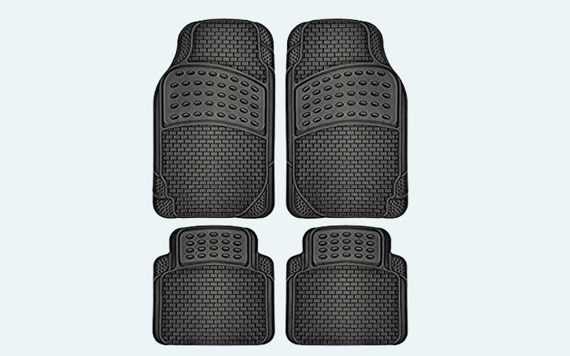 OxGord Wrangler Floor Mats Review