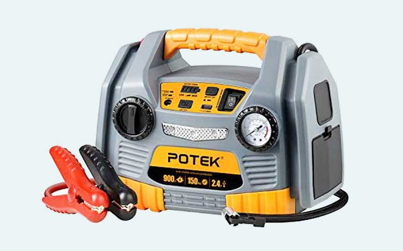POTEK Jump Starter Source Review