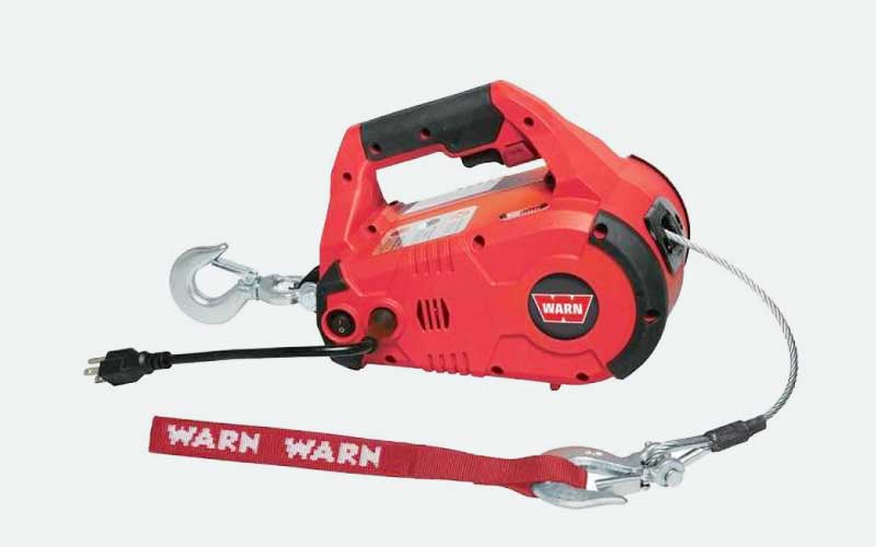 WARN Red PullzAll 885000 Review
