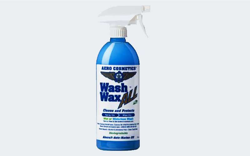 Wet Or Waterless Car Wash Wax Review