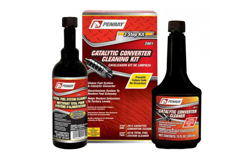 catalytic converter cleaner
