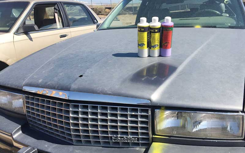 clearcoat remover