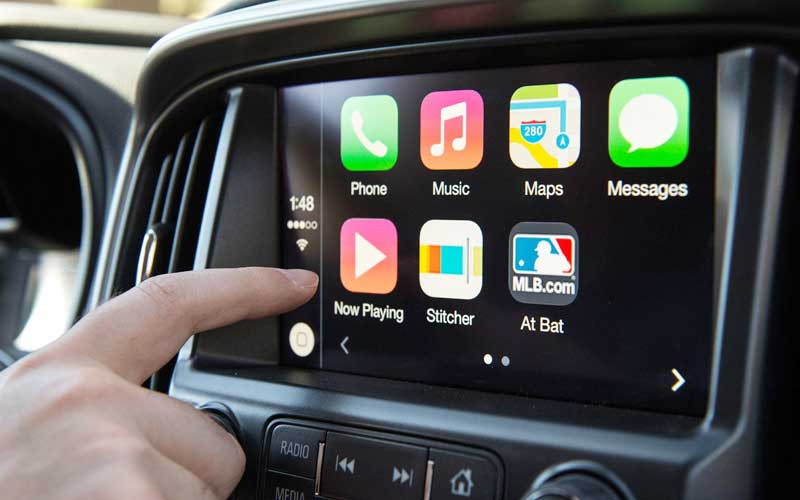 Android Auto or Apple CarPlay