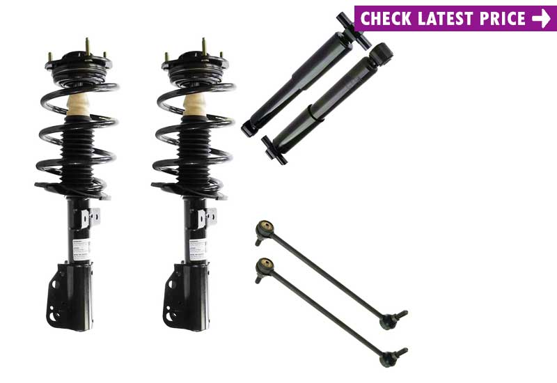 Detroit Axle 80370-6 Perfect Shock Review
