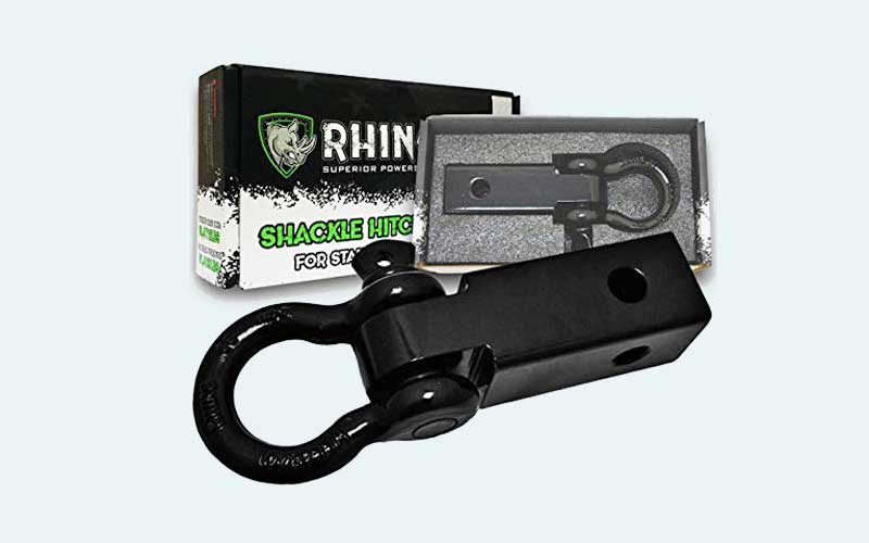 RHINO USA Shackle Hitch Receiver Review