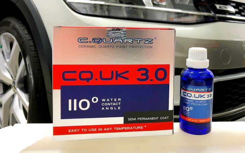 CarPro CQuartz kit