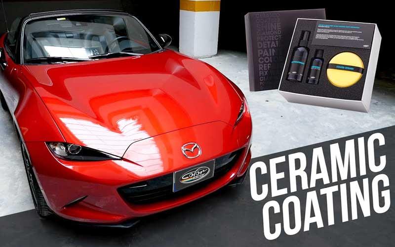 Color N Drive 9H Ceramic Coating