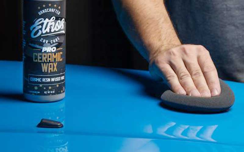 Ethos Ceramic Wax Coating