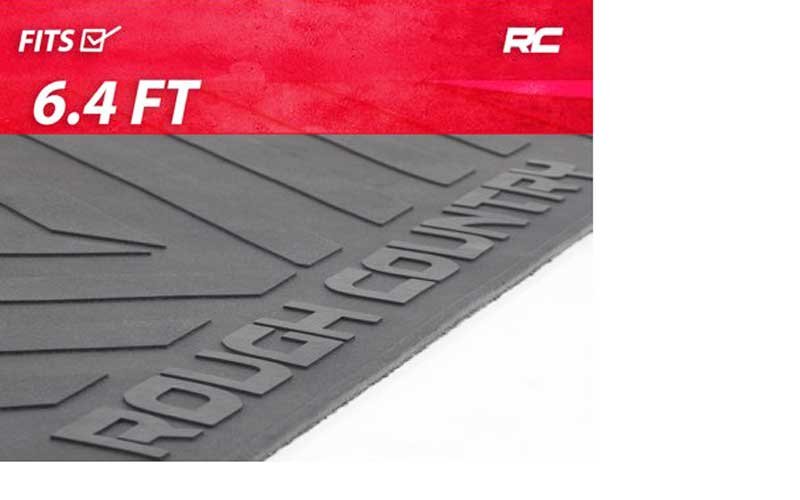 Rough Country Rubber Bed Mat Review