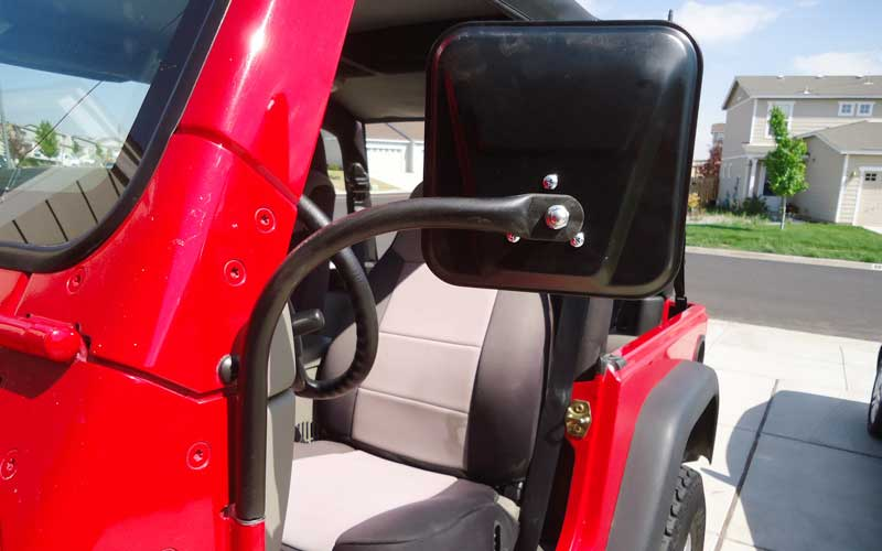 Best Mirrors for Jeep with Doors Off Review