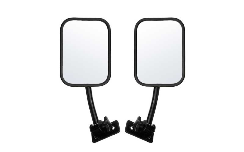 ICARS Rectangular Adventure Mirrors Review