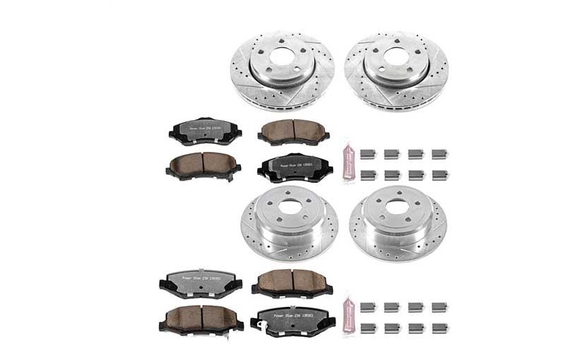 Power Stop K2798-36 Z36 Brake Kit Review