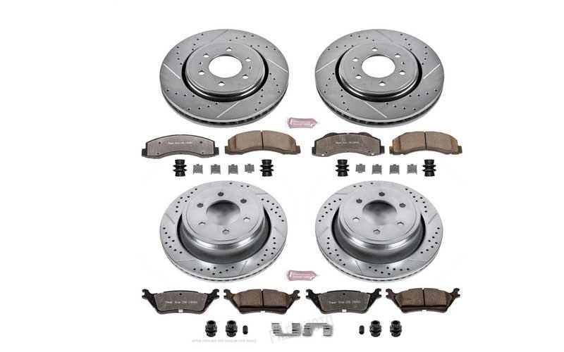 Power Stop K6268-36 Z36 Brake Kits Review