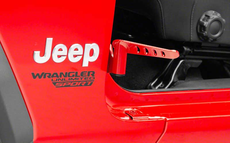 Best Jeep Foot Pegs Review