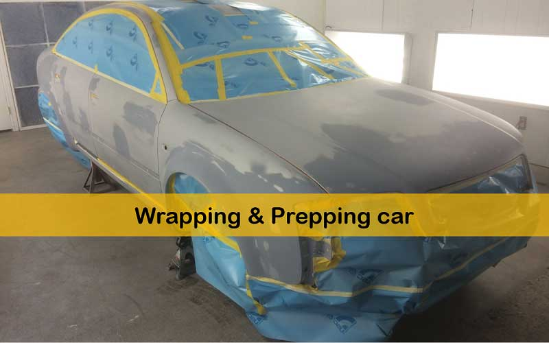Prepping Your Car