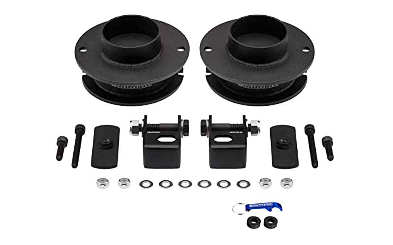 Supreme Suspensions Front Leveling Kit Review