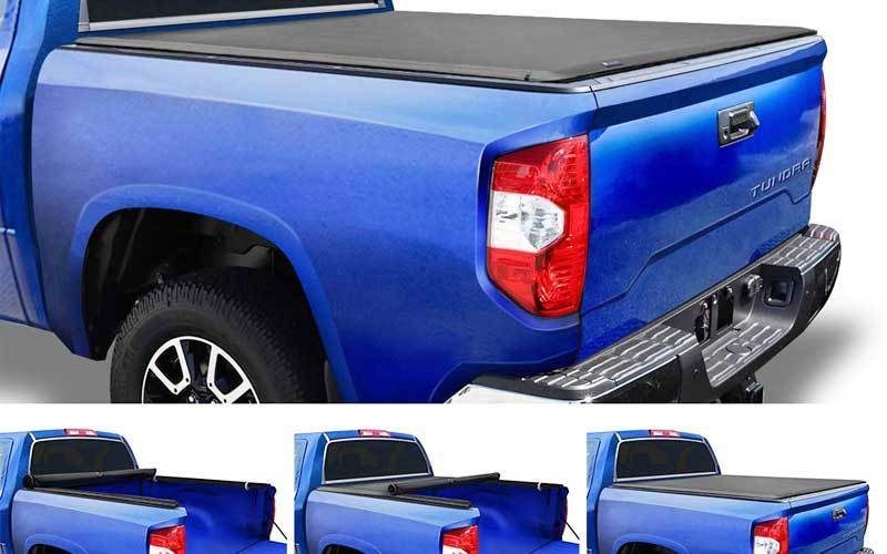 Tyger Auto T1 Soft Roll-Up Truck Tonneau Cover Review