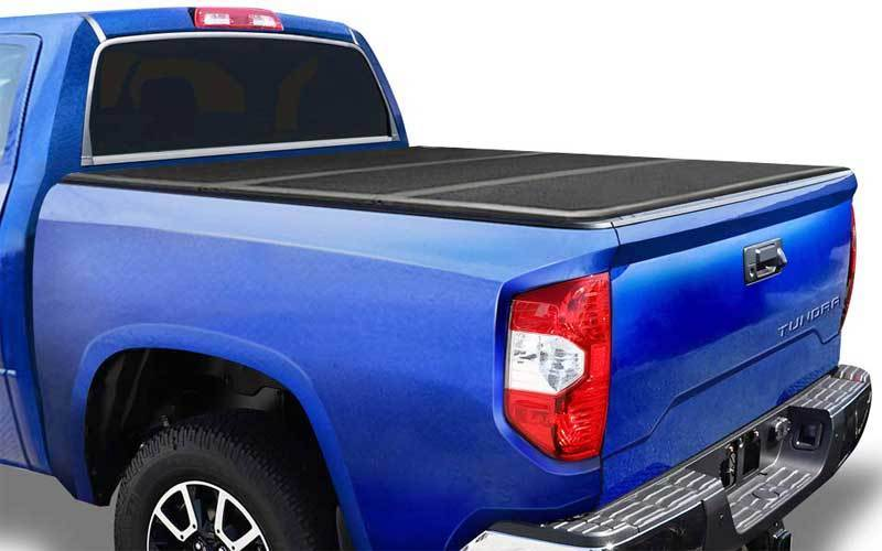 Tyger Auto Black (Hard Top) Tonneau Cover Review