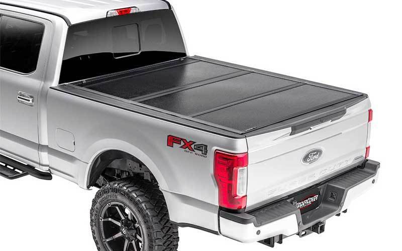 Undercover Flex Hard Folding Truck Bed Cover Review
